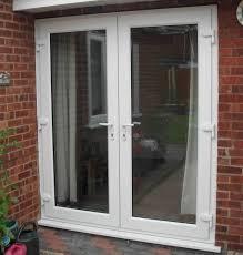 replacement upvc doors exterior home design image gallery to