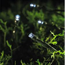 kingfisher solar string light white 50 led on sale fast delivery