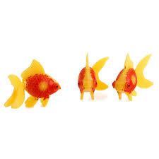 aquarium fish tank decoration artificial gold fish aquatic animals