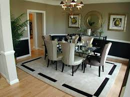 Centerpieces For Dining Room Table Medium Size Of Dining Room Comfortable 2017 Dining Table