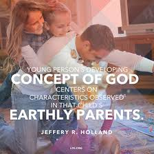 Child Of God Meme - earthly parents