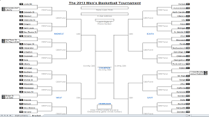 Making Excel Spreadsheet Excel Spreadsheets Help Downloadable 2013 Ncaa Tournament Bracket