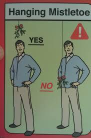 proper mistletoe etiquette for guys u2013 retrohelix com