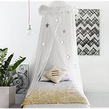 Curtains For Canopy Bed Didihou Mosquito Net Bed Canopy Yarn Play Tent Bedding