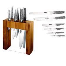 furi kitchen knives japanese set knives ikasu global plus mino sharpener knife block