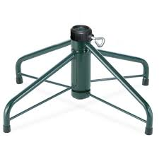 national tree company 16 in folding metal tree stand for 4 ft to