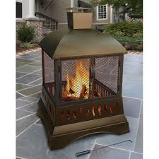 Garden Chiminea Sale Chimineas Walmart Com