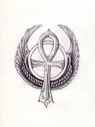 40 best egyptian ankh tattoo images on pinterest egyptian