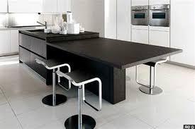 plan ilot cuisine table ilot de cuisine 2 plan cuisine design en b233ton cir233