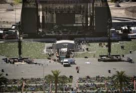 photos scenes in las vegas following deadly mass shooting at