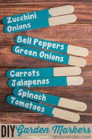 best 25 vegetable garden markers ideas on pinterest garden