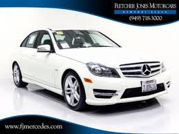 mercedes used vehicles 159 used cars for sale newport fletcher jones motorcars