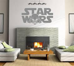 star wars logo decal wall sticker art home decor silhouette darth star wars logo decal wall sticker art home decor silhouette darth vader sst021 ebay