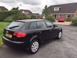 black audi audi a3 special edition 1 6 petrol 2006 black 5 door