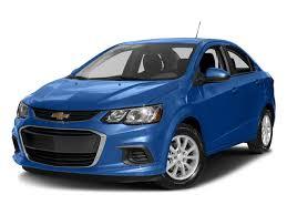 Common 2017 Chevrolet Sonic Prices - NADAguides @FQ07