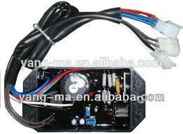 186 diesel engine avr automatic voltage regulator 10 wires ki davr