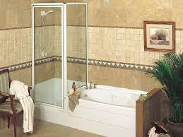 small corner tub shower combo tubs u0026 jacuzzis pinterest