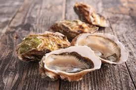 comment cuisiner des huitres huîtres au chagne et au safran