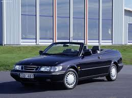 saab 900 convertible 1997 picture 7 of 25