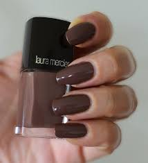 one of fall u0027s hottest nail colors is u2026 chocolate brown plus model
