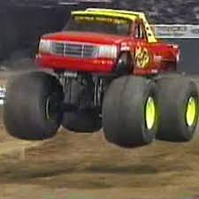 the first grave digger monster truck dirtnation one youtube