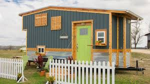 the homestead by raw design creative 210 sq ft tiny house