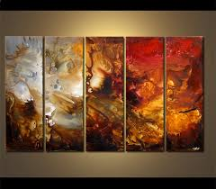 decor painting painting multi panel wall decor 3909