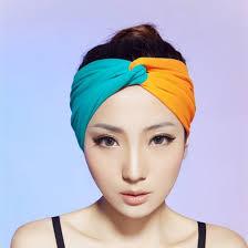 knot headband women cotton turban twist knot headbands gifts