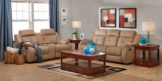 Microfiber Recliner Sofa by Microfiber Recliner Home Theater Traditional With Bronze Light