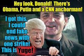 Obama Putin Meme - hey look donald there s obama putin and a cnn anchorman i got