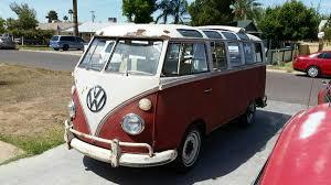 original paint 1965 vw 21 window bus driver bring a trailer