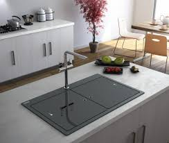 Undermount Composite Granite Kitchen Sinks by Kitchen U0026 Dining Mesmerizing Dragon Composite Granite Sinks For