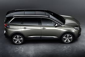 latest peugeot cars same name very different face new peugeot 5008 unveiled by car