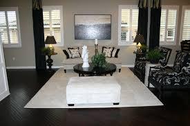 living room amazing black hardwood floors living room red pop