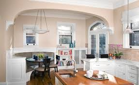 Curved Banquette Kitchen Traditional With View Of Kitchen Eating Area Custom Banquette Traditional