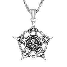 Celtic Skull - wholesale s 316l stainless steel celtic skull masonic shriners
