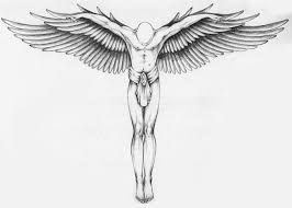 Tattoo Ideas Of Angels 201 Best Angel Images On Pinterest Angels Tattoo Drawings And