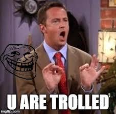 Chandler Meme - chandler bing meme generator imgflip