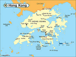 map world hong kong hong kong weather forecast timezone and travel information
