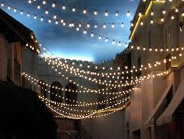 outdoor led patio string lights the best outdoor string lights to light up the backyard patio or