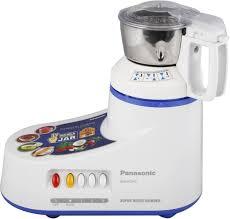 Panasonic Kitchen Appliances India Buy Panasonic Mixer Grinder Mx Ac310 Features Price Reviews