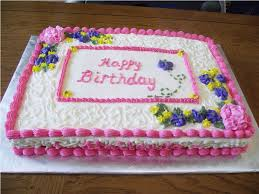 simple sheet cake decorating ideas the home design simple cake