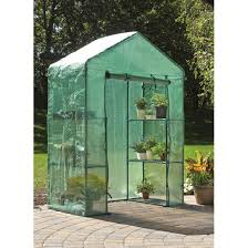 Hobby Greenhouses Castlecreek Walk In Greenhouse 228205 Greenhouses At