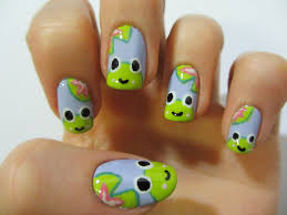 30 amazing animal themed nail art designs you should try webchutney