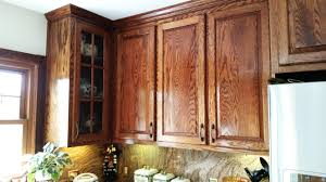 oak cabinets gallery southern craft cabinets