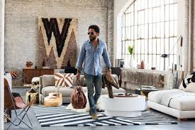Domestication Home Decor Lenny Kravitz Launches A Rockin New Line Of Furniture