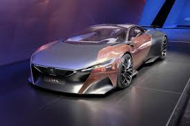 peugeot supercar peugeot onyx u0026 quartz live images video from 2015 geneva motor