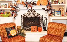 go big in a small space with halloween decor