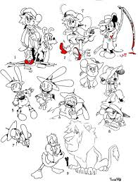 twisted dorothy disney oz sketches and ideas by twisted wind on deviantart