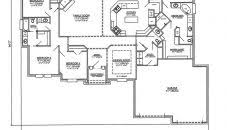 great room floor plans single story house plans with rooms all bedrooms on same side single story safe